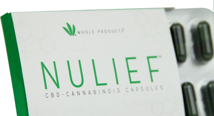 Inergetics Presents Nulief CBD Supplement