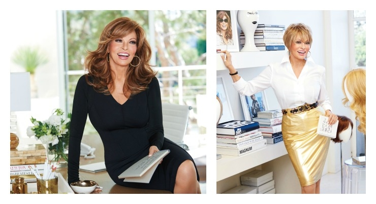 Raquel Welch To Debut First Wig Collection as Creative Director