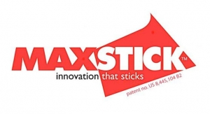 MAXStick offers new line of linerless labels