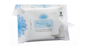 UPM Raflatac announces labelstock range for wet wipes applications