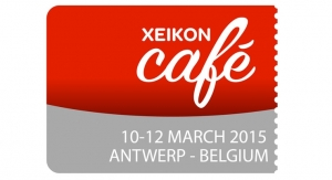 Geting down to business at the Xeikon Café