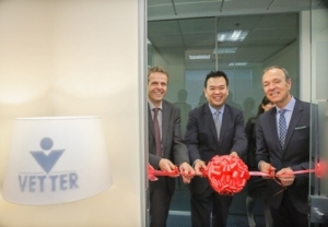 Vetter Announces Opening of Office to support Growing Asian Healthcare Market
