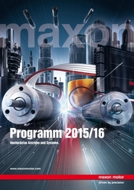 maxon launches New Products
