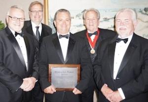 NAPIM honors INX International executive