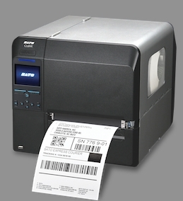 SATO unveils new CL6NX printer