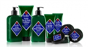 New Packaging for Jack Black Hair and Skin Care Lines