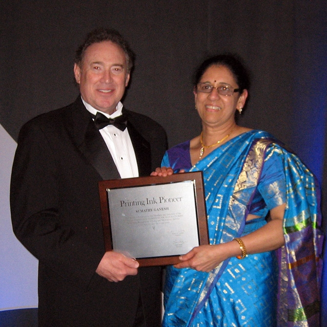 2015 NAPIM Ault and Printing Ink Pioneer Awards