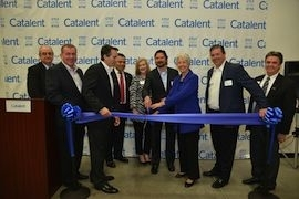 Catalent Completes Winchester Expansion