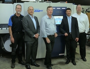 DS Labels installs Australia