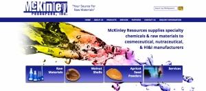 New Website at McKinley