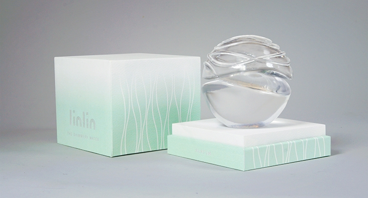 LinLin Fragrance for Women by Hsiao-Han Chen