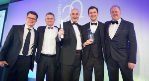 Sandon wins EFIA Supplier of the Year award