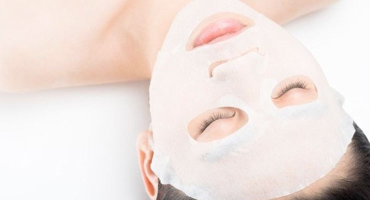 Diamond Wipes debuts facial treatment sheet masks