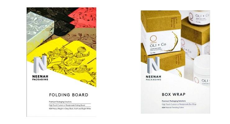 Neenah Packaging Releases 2 New Swatchbooks
