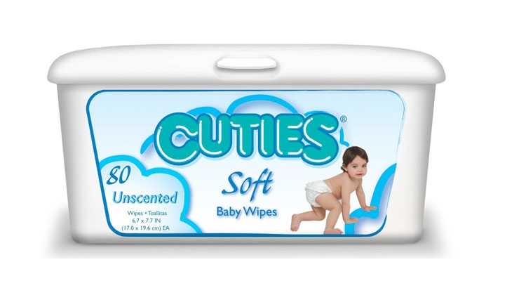 Nutek Baby Wipes Back on Shelves
