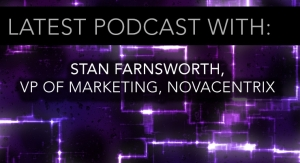 Stan Farnsworth, VP of Marketing for NovaCentrix
