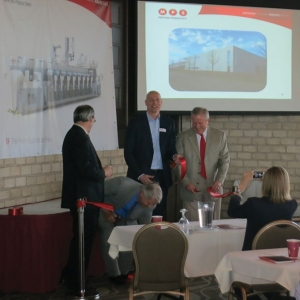 MPS open house highlights press assembly in the USA