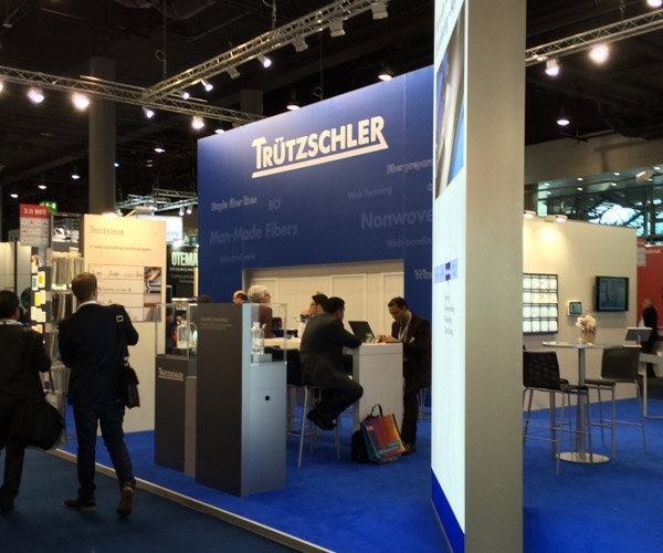 Techtextil 2015 in Pictures